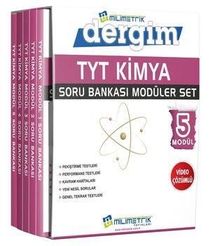 Milimetrik YayınlarıTYT Kimya Sınav KoçuSoru Bankası Seti
