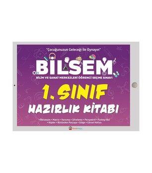 Minik Bilgin Yayınları 1. Sınıf Bilsem Hazırlık Kitabı
