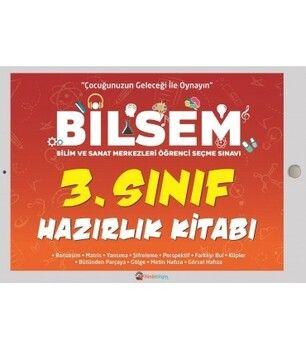 Minik Bilgin Yayınları 3. Sınıf Bilsem Hazırlık Kitabı