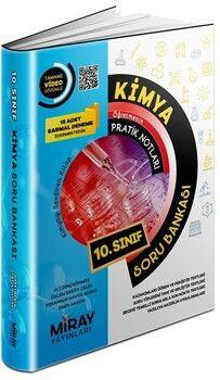 Miray Yayınları 10. Sınıf Kimya Konu Özetli Soru Bankası