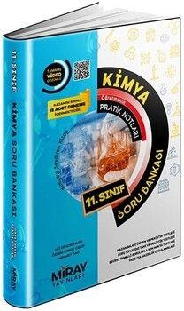 Miray Yayınları 11. Sınıf Kimya Konu Özetli Soru Bankası