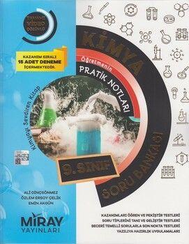 Miray Yayınları 9. Sınıf Kimya Konu Özetli Soru Bankası