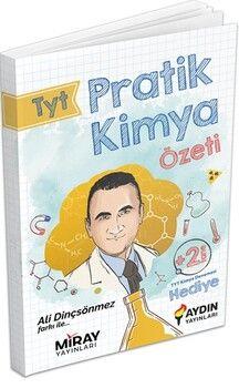 Miray Yayınları TYT Pratik Kimya Özeti Cep Kitabı
