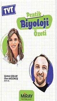 Miray Yayınları TYT Pratik Biyoloji Özeti