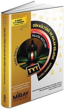 Miray Yayınları TYT Din Kültürü ve Ahlak Bilgisi Soru Bankası