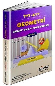 Miray Yayınları TYT AYT Geometri Beceri Temelli Soru Bankası