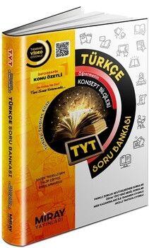 Miray Yayınları TYT Türkçe Soru Bankası