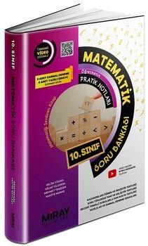 Miray Yayınları10. Sınıf Matematik Soru Bankası
