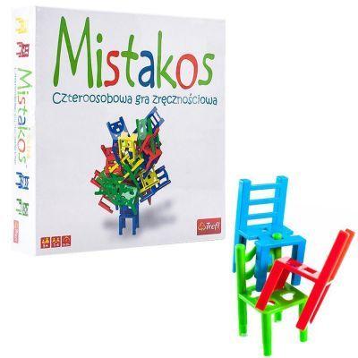 Mistakos Sandalye Dizme Oyunu