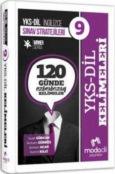 Modadil Yayınları YKS DİL İngilizce Sınav Stratejileri 9 120 Günde Ezber Bozan YKS DİL Kelimeleri