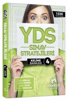 Modadil Yayınları YDS Sınav Stratejileri Kelime Bankası 4
