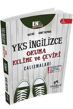 Modadil Yayınları YKS İngilizce Okuma Kelime ve Çeviri Çalışmaları