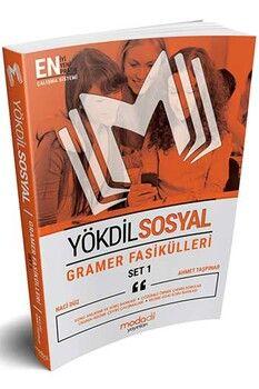Modadil Yayınları YÖKDİL Sosyal Gramer Fasikülleri
