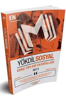 Modadil Yayınları YÖKDİL Sosyal Soru Tipleri Fasikülleri