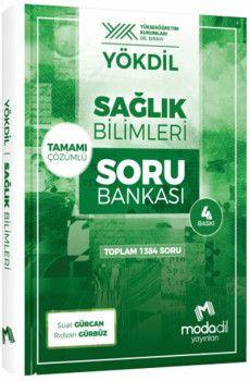 Modadil Yayınları YÖKDİL Sağlık Bilimleri Soru Bankası