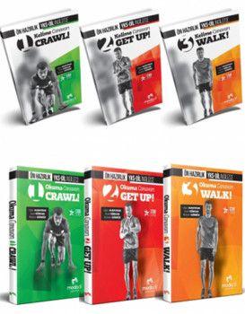 Modadil Yayınları YKS DİL İngilizce Ön Hazırlık Set 1 Kelime Canavarı 1,2,3 + Okuma Canavarı 1,2,3