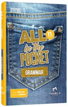 Modadil Yayınları All in The Pocket Grammer
