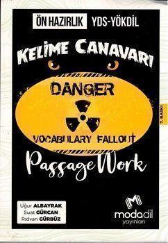 Modadil Yayınları PassageWork YDS Ön Hazırlık Kelime Canavarı