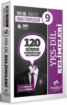 Modadil YayınlarıYKS DİL Sınav Stratejileri 120 Günde Ezberbozan Kelimeleri - 9