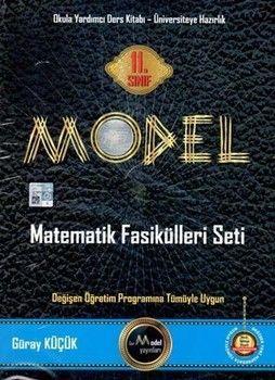 Model Yayınları 11. Sınıf Model Matematik Fasikülleri Seti
