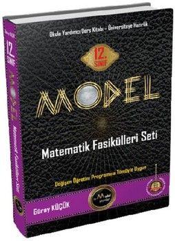 Model Yayınları 12. Sınıf Model Matematik Fasikülleri Seti