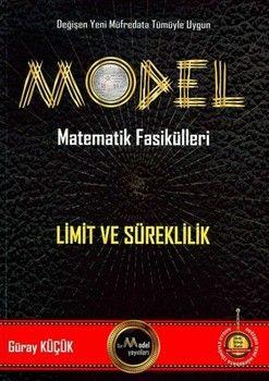 Model Yayınları Matematik Fasikülleri Limit ve Süreklilik