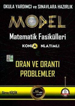 Model Yayınları Matematik Fasikülleri Oran ve Orantı Problemler