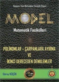 Model Yayınları Matematik Fasikülleri Polinomlar Çarpanlara Ayırma İkinci Dereceden Denklemler
