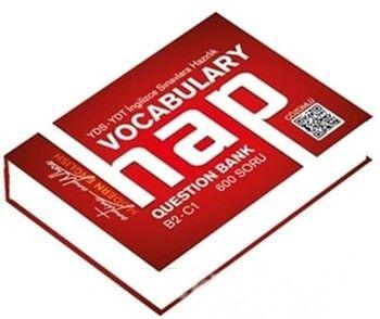 Modern English HAP Vocabulary B2 C1 Çözümlü