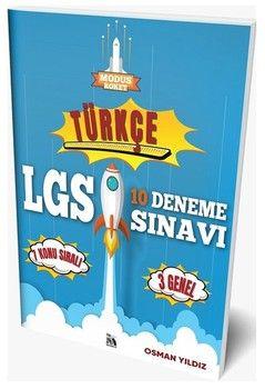 Modus Yayınları 8. Sınıf LGS Türkçe Roket 20 Deneme