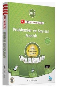 Modus Yayınları ALES Şifreli Matematik Problemler ve Sayısal Mantık Video Çözümlü