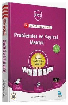Modus Yayınları KPSS Şifreli Matematik Problemler ve Sayısal Mantık Video Çözümlü