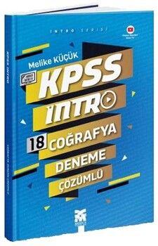 Modus Yayınları2021 KPSS Coğrafya İntro 18 Deneme