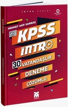 Modus Yayınları2021 KPSS Vatandaşlık İntro 30 Deneme