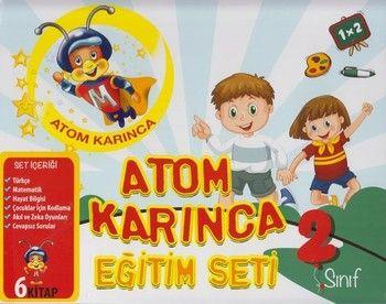 Molekül Yayınları 2. Sınıf Atom Karınca Eğitim Seti