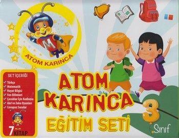 Molekül Yayınları 3. Sınıf Atom Karınca Eğitim Seti