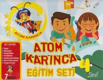 Molekül Yayınları 4. Sınıf Atom Karınca Eğitim Seti
