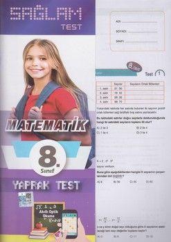 Molekül Yayınları 8. Sınıf Matematik Sağlam Yaprak Test