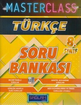 Molekül Yayınları 8. Sınıf Türkçe Masterclass Sağlam Test Soru Bankası