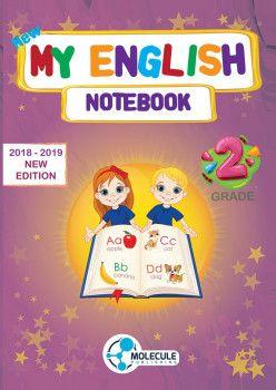 Molekül Yayınları 2. Sınıf New My English Notebook