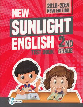 Molekül Yayınları 2. Sınıf New Sunlight English Test Book
