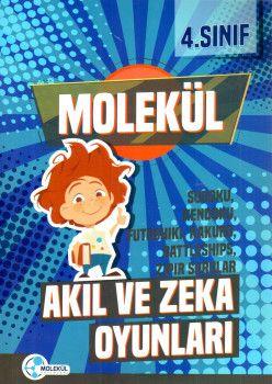 Molekül Yayınları 4. Sınıf Akıl ve Zeka Oyunları