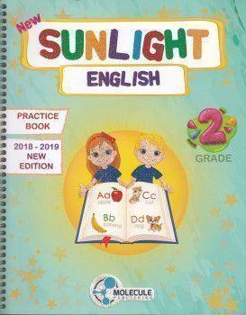 Molekül Yayınları 2. Sınıf New Sunlight English Practice Book