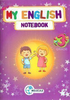 Molekül Yayınları 3. Sınıf My English Notebook