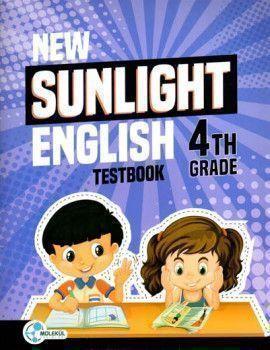Molekül Yayınları 4. Sınıf New Sunlıght English Testbook