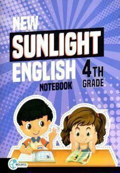 Molekül Yayınları 4. Sınıf New Sunlıght English Notebook
