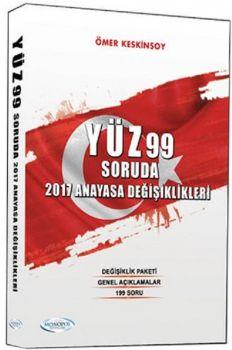 Monopol Yayınları 2017 Yüz 99 Soruda Anayasa Değişiklikleri