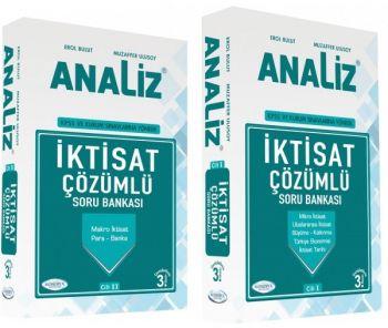 Monopol Yayınları KPSS A Grubu İktisat Çözümlü Soru Bankası