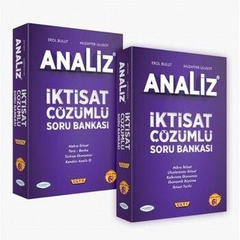 Monopol Yayınları Analiz İktisat Çözümlü Soru Bankası