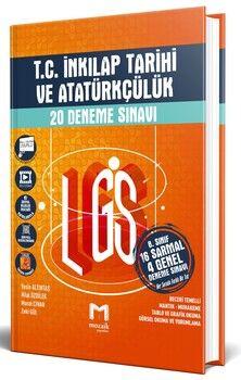Mozaik Yayınları 8. Sınıf LGS T. C. İnkılap Tarihi ve Atatürkçülük 20 Deneme Sınavı